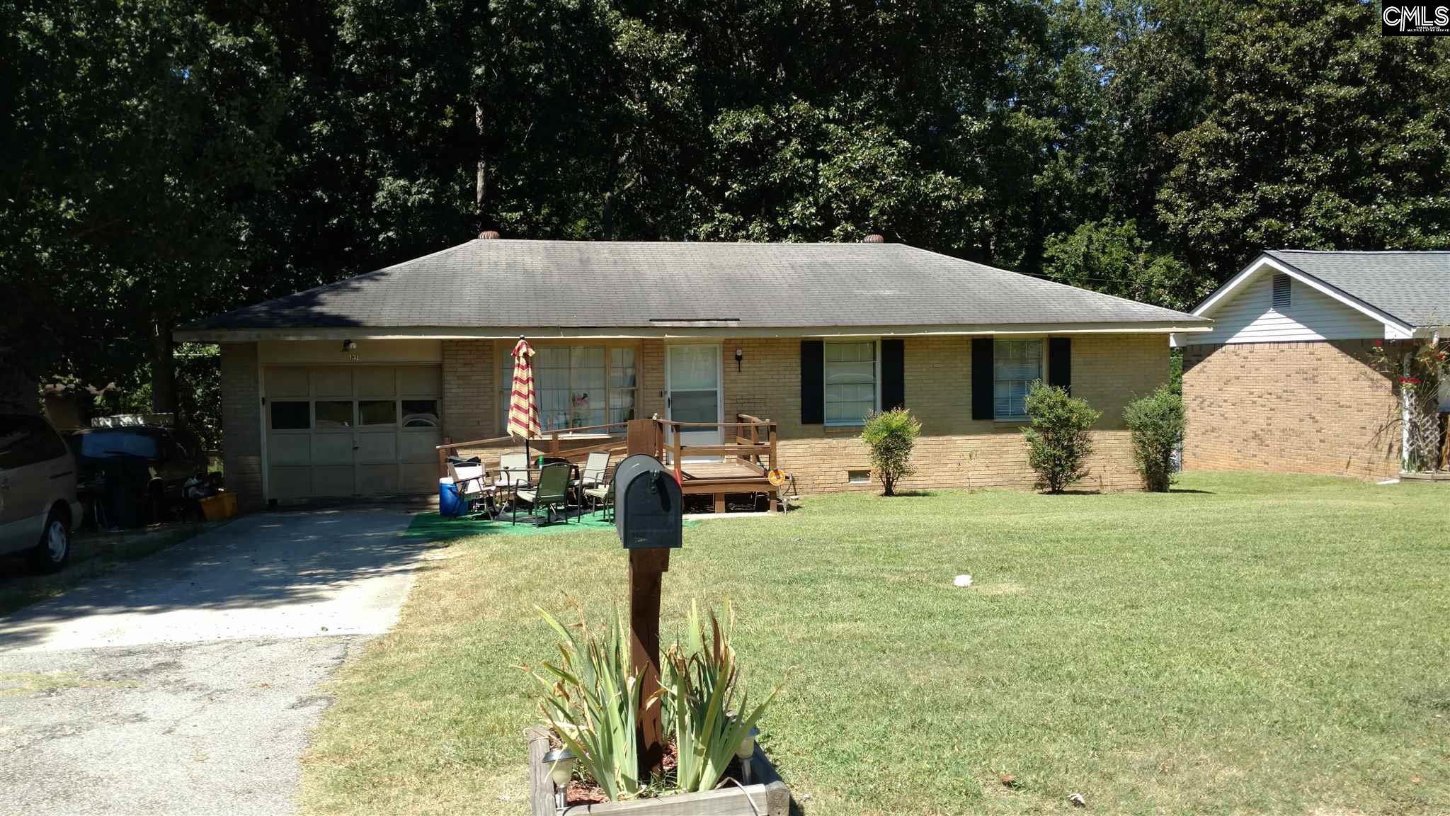 131  Allendale West Columbia, SC 29169