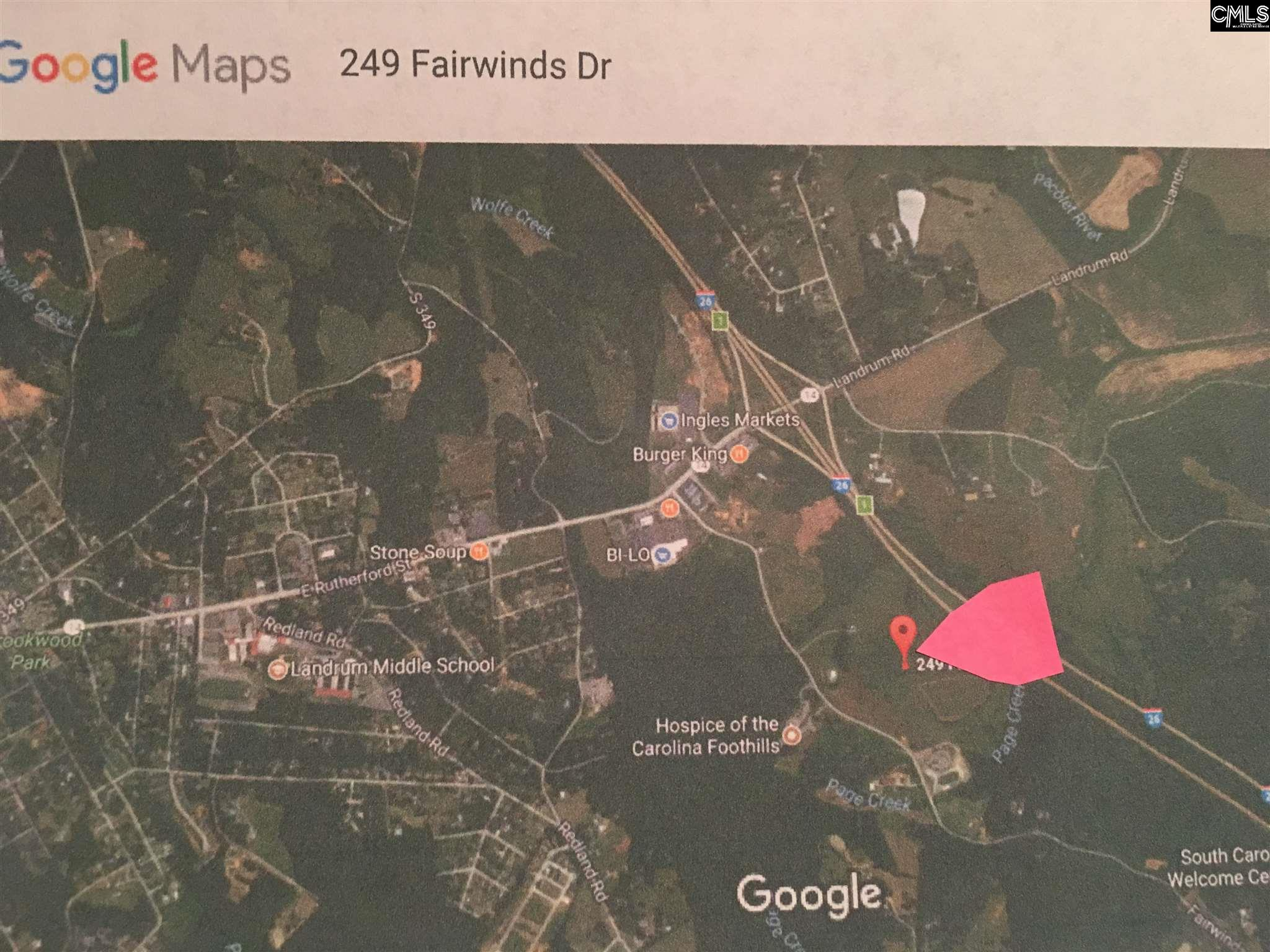 251  Fairwinds Landrum, SC 29356