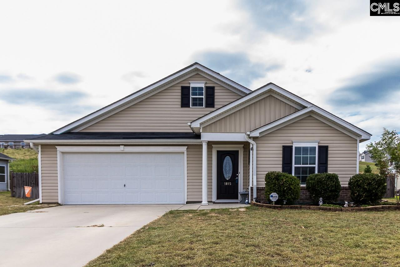 1815  Crystal West Columbia, SC 29170