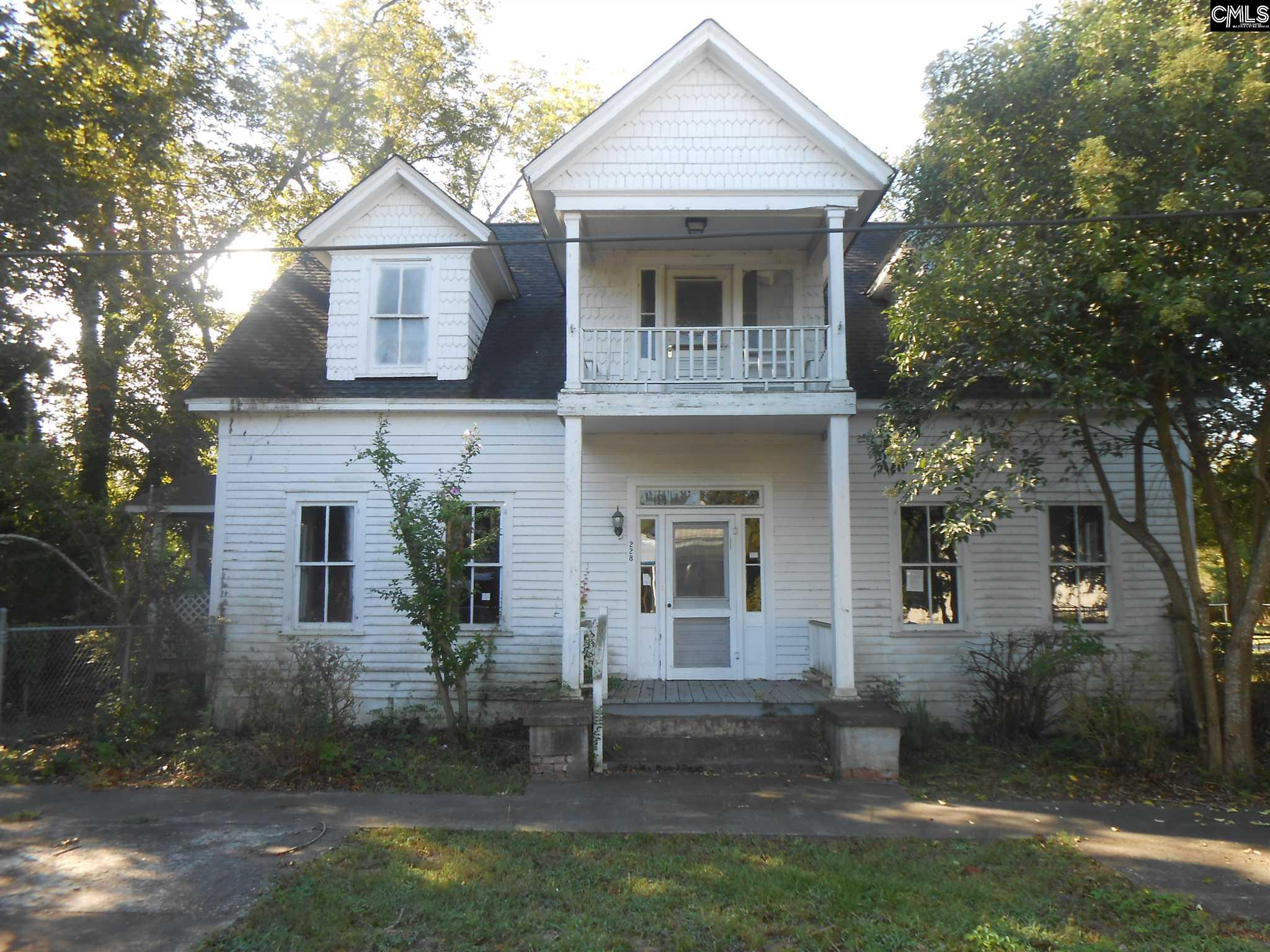 228  Summerland Batesburg, SC 29006