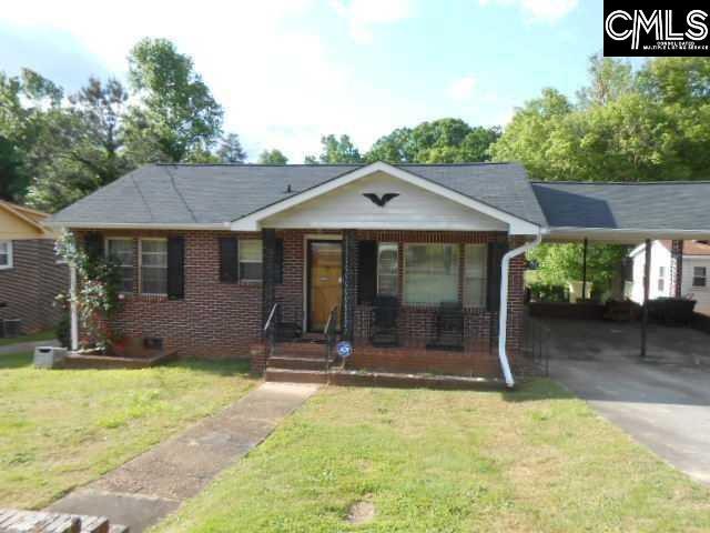 309  Roosevelt Winnsboro, SC 29180