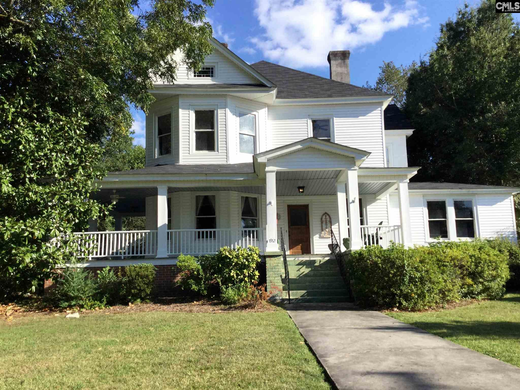 1912  Harper Newberry, SC 29108