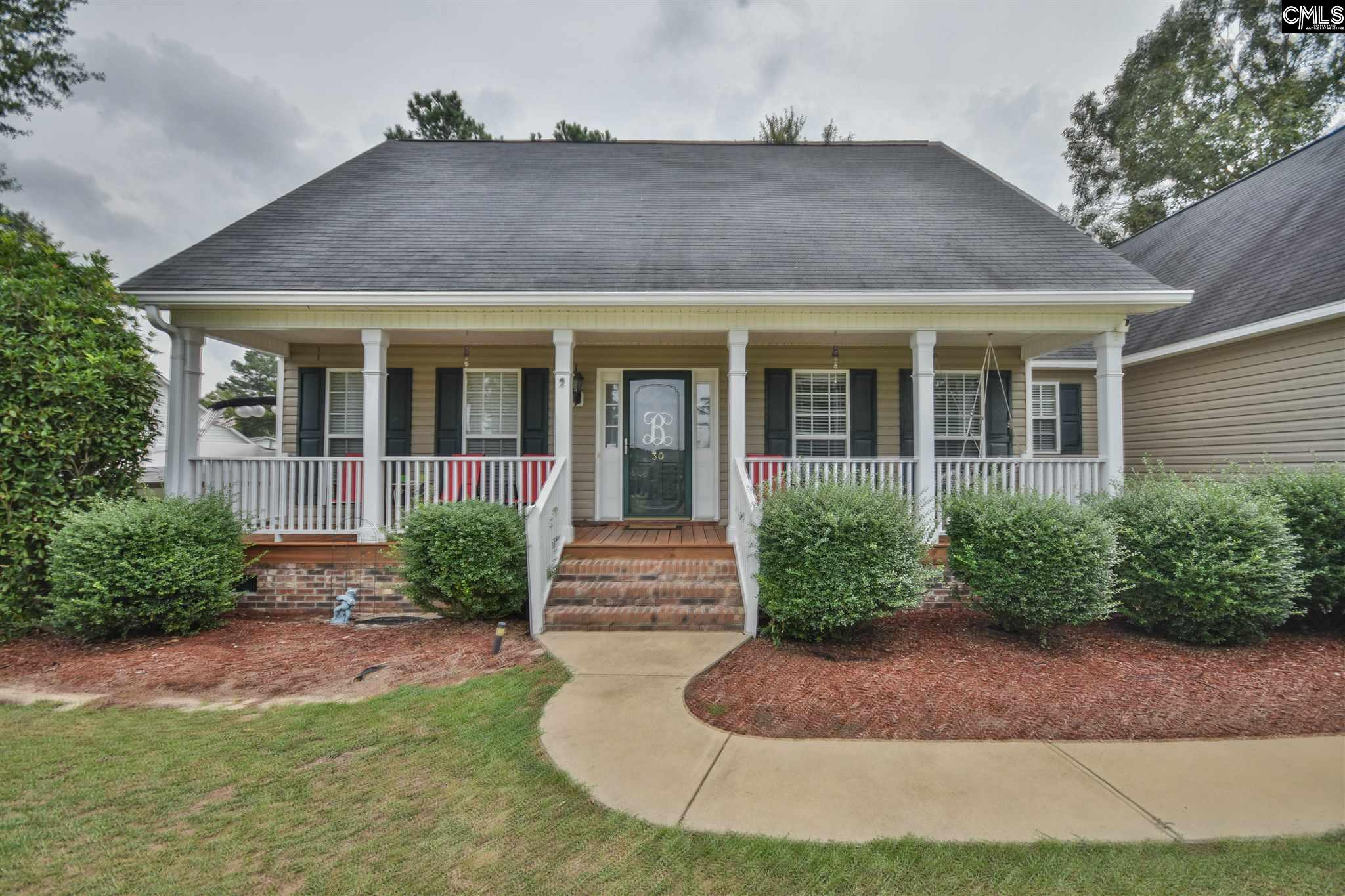 30  Glad Tidings Lugoff, SC 29078-9552