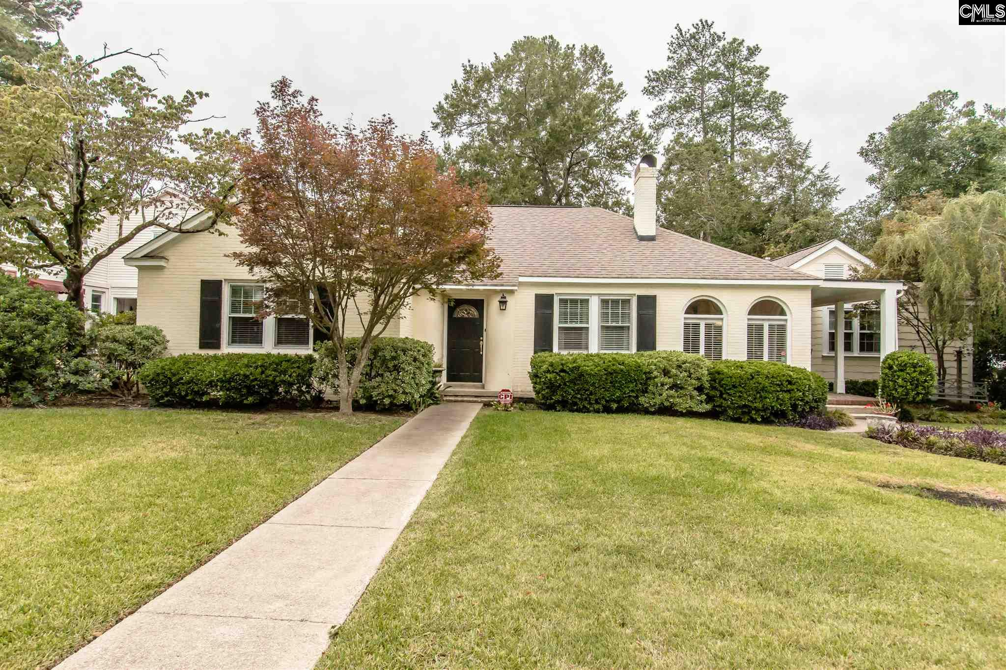 1225  Sherwood Columbia, SC 29204