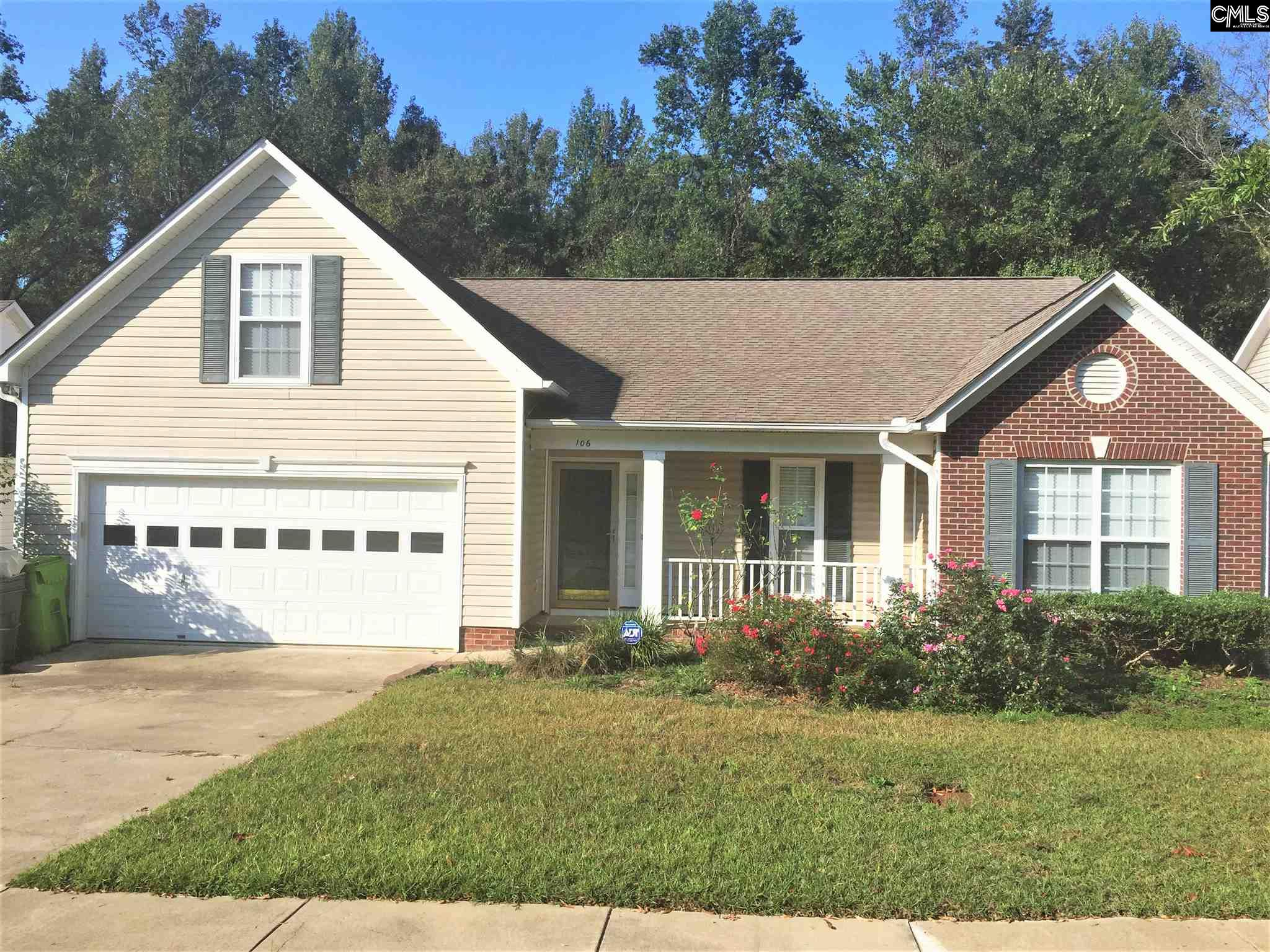 106  Whitewater Irmo, SC 29063