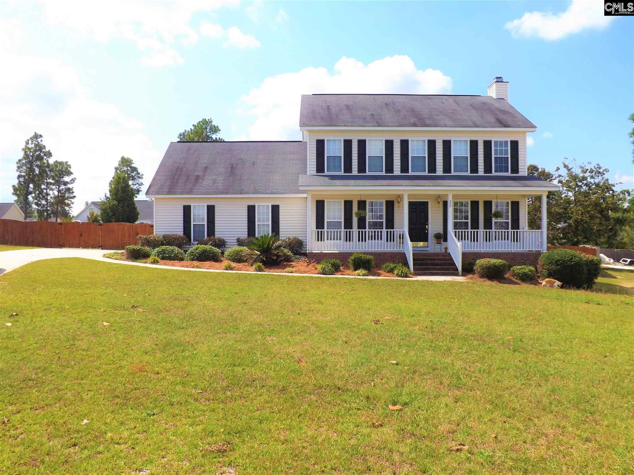 328  Liberty Farm Lexington, SC 29073-7028