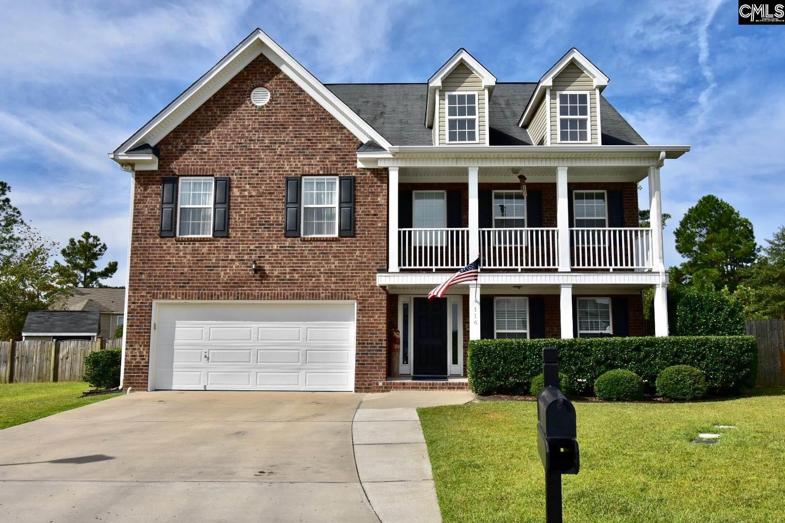 116  Black Walnut Ct Lexington, SC 29073