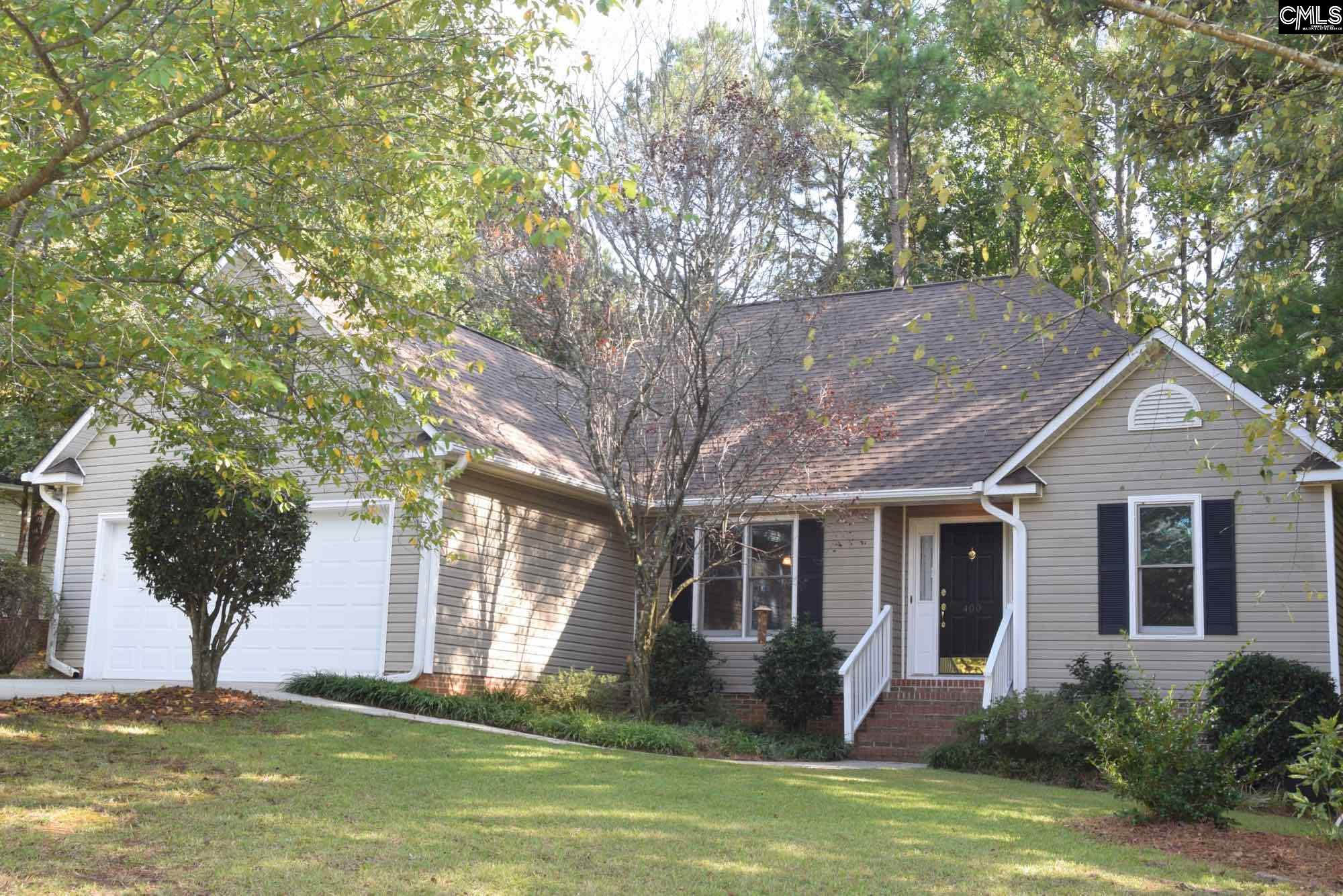 400  Tarrar Springs Lexington, SC 29072