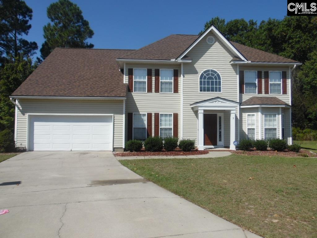 7  Conifer Columbia, SC 29229