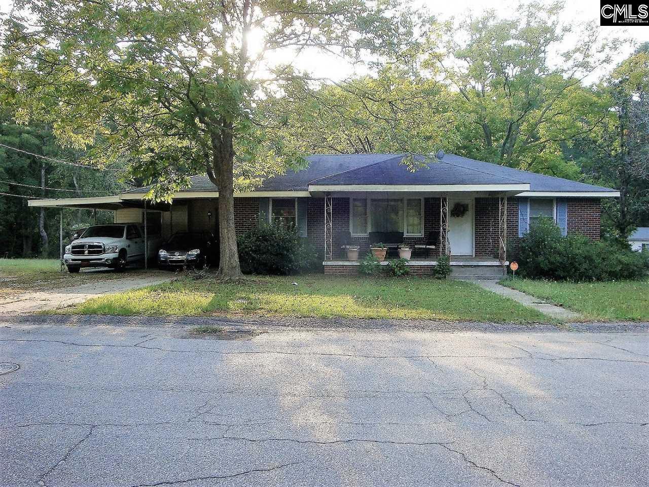 630  Fagan Winnsboro, SC 29180