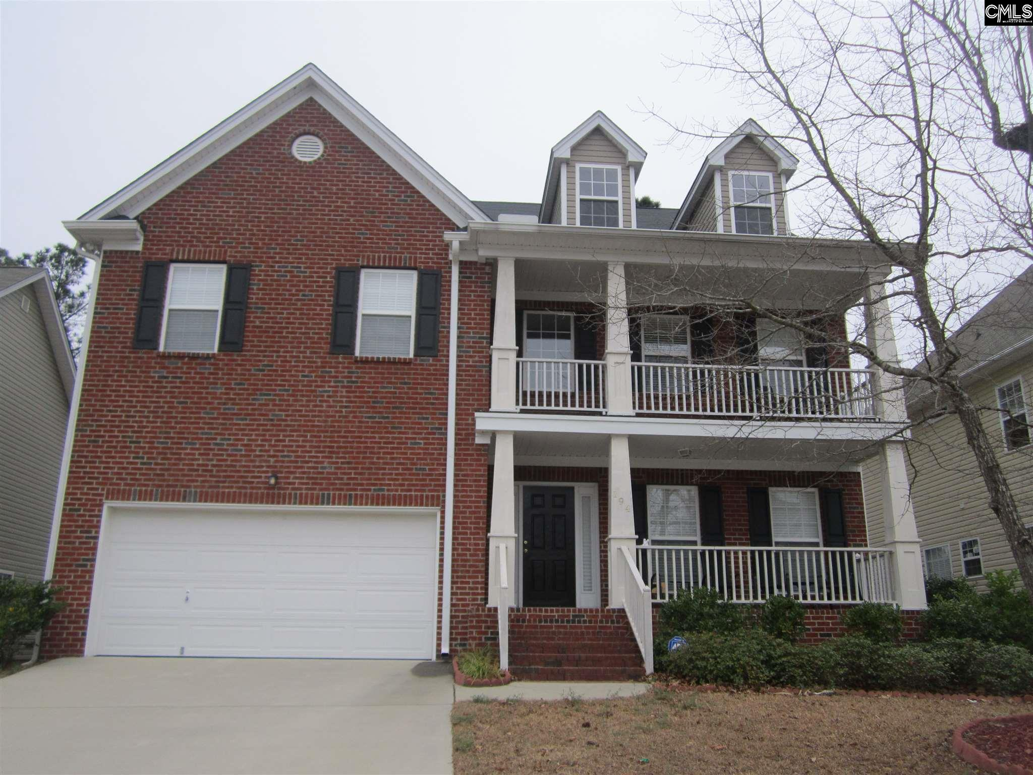 194  Berkeley Ridge Columbia, SC 29229-7579