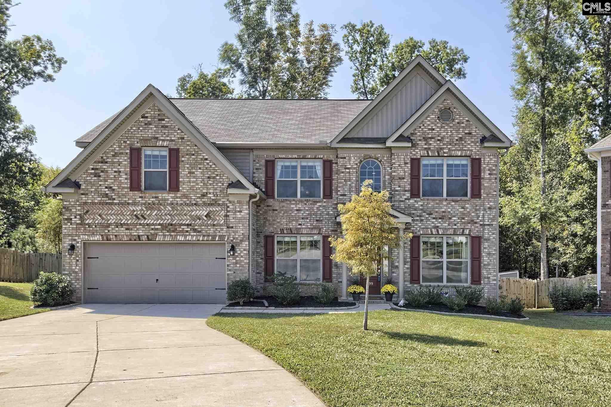 599  Crawfish Lane Irmo, SC 29063