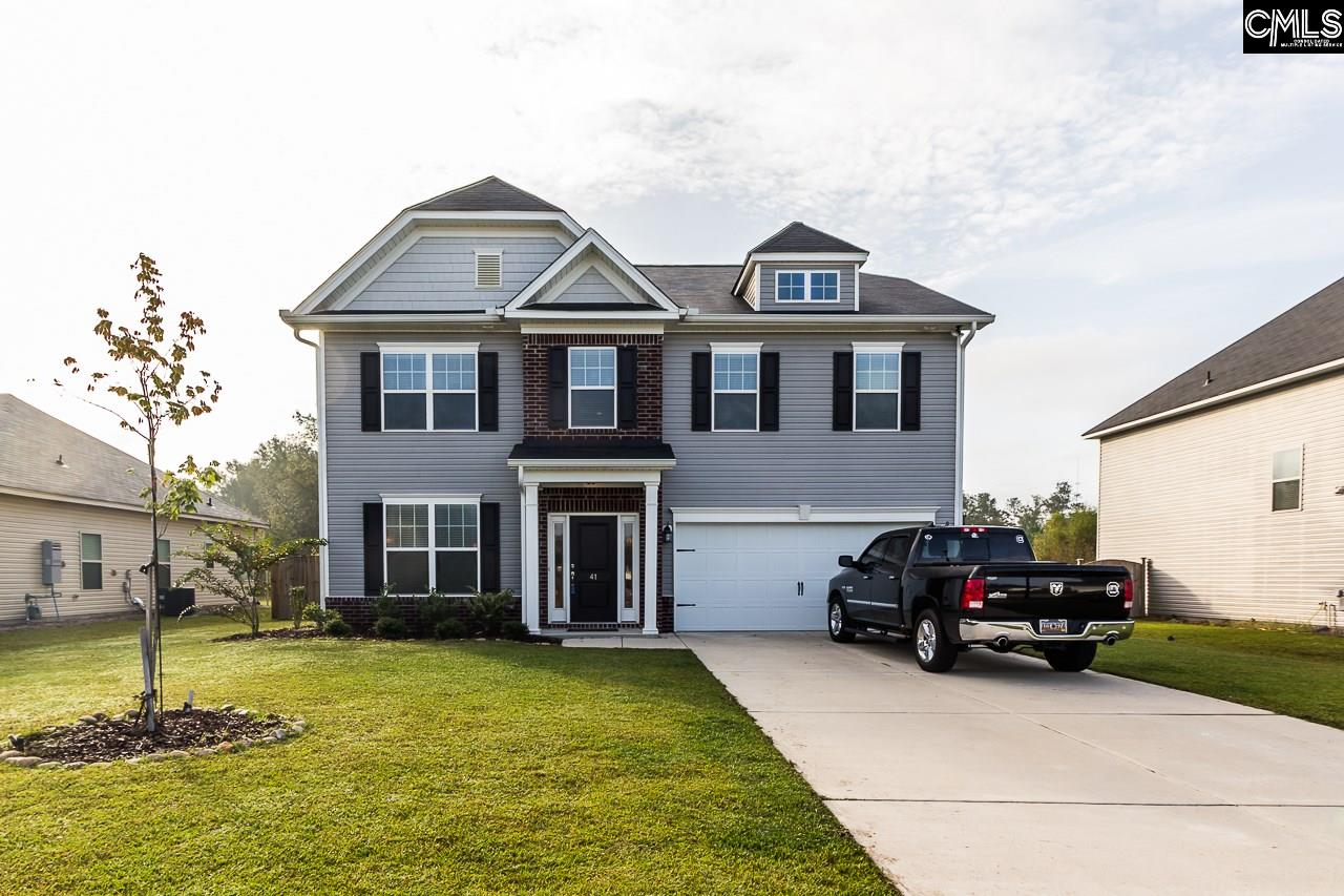 41  Leatherwood Lugoff, SC 29078