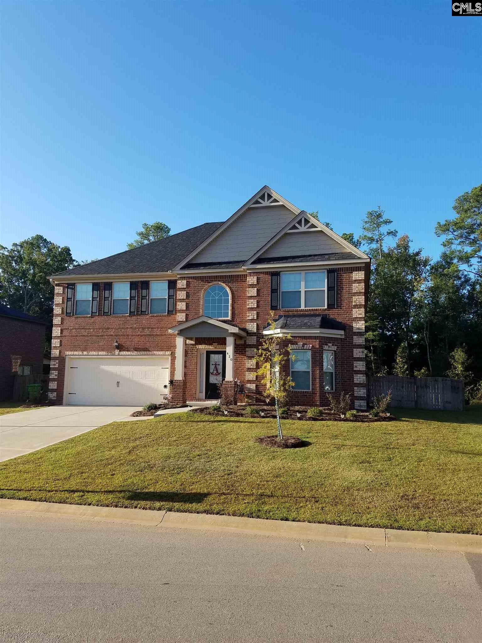 420  Hollow Cove Rd Chapin, SC 29036