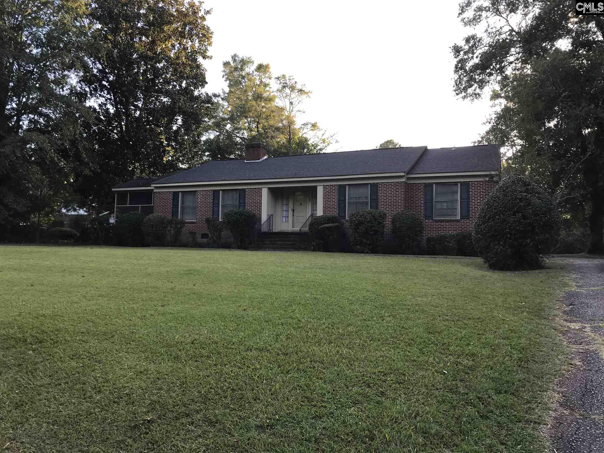103  Carlisle Winnsboro, SC 29180