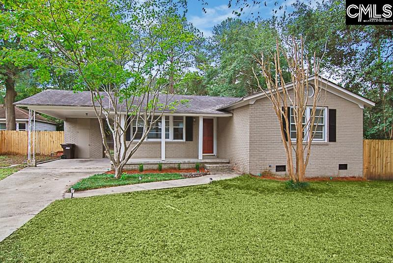 2361  Mary West Columbia, SC 29169