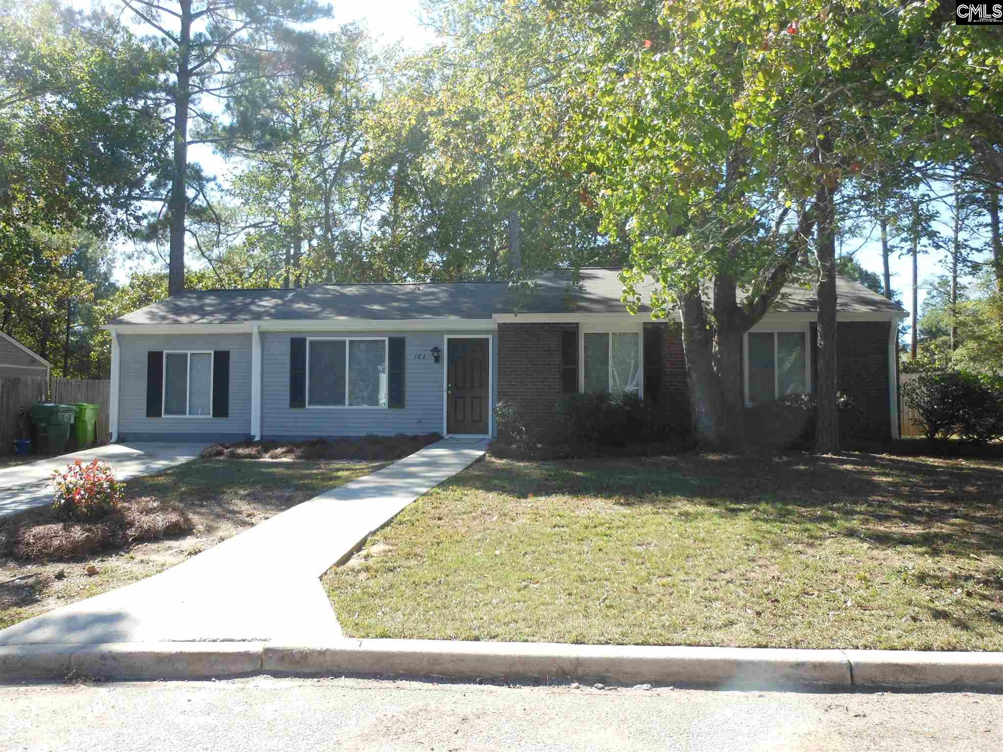 182  Forestview Columbia, SC 29212