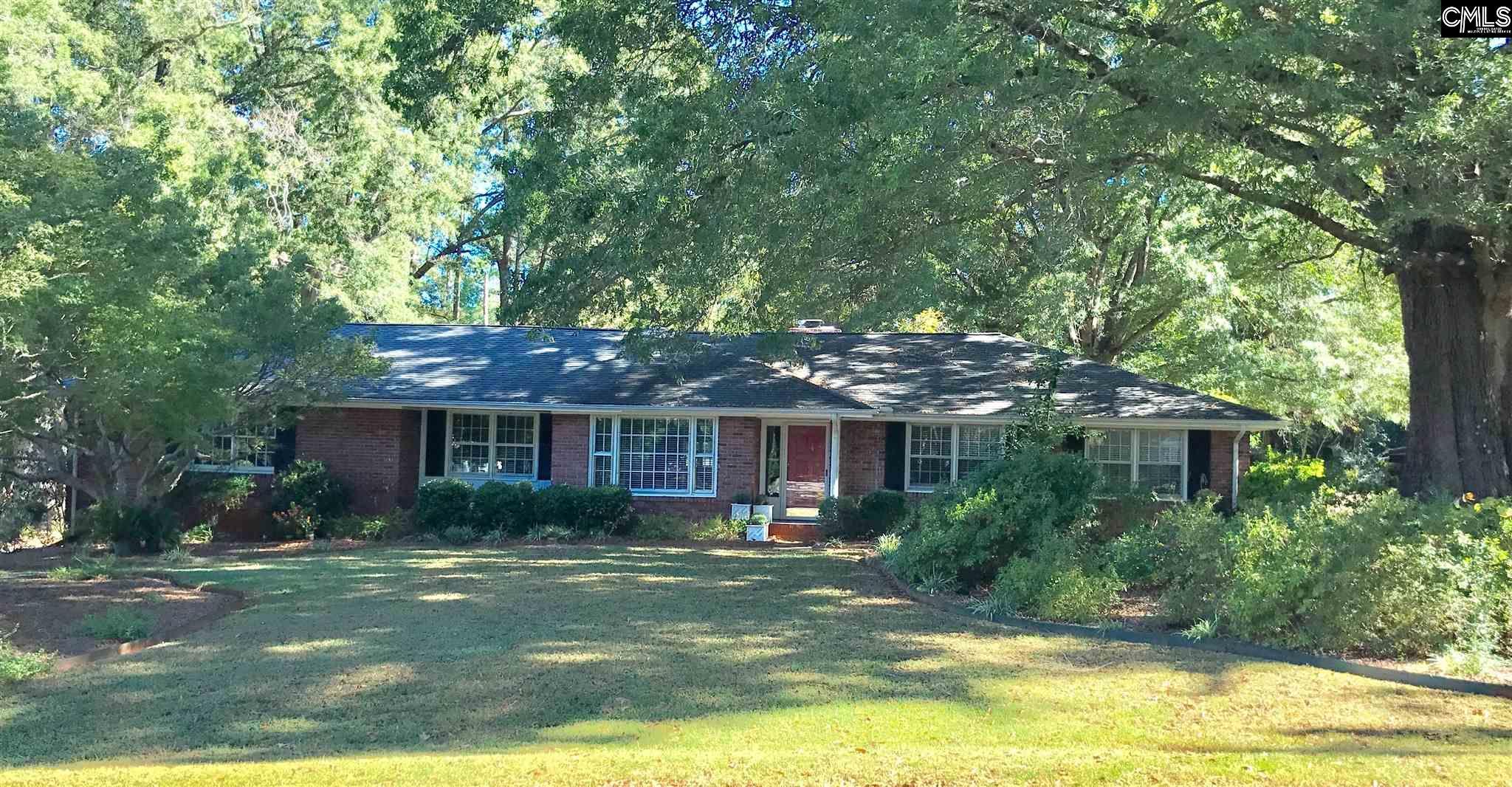 108  Cornwallis Winnsboro, SC 29180