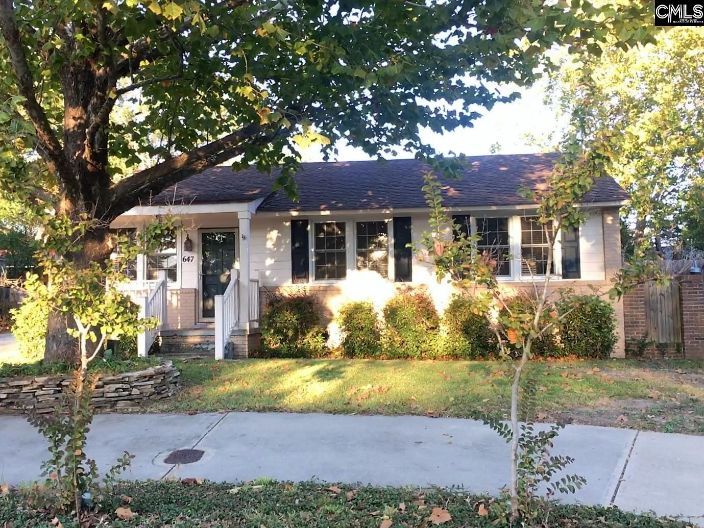 647  Holland West Columbia, SC 29169