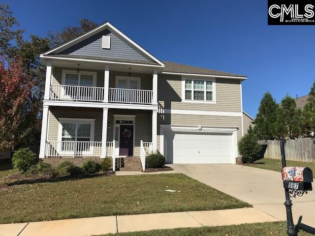 587  Eagles Rest Chapin, SC 29036