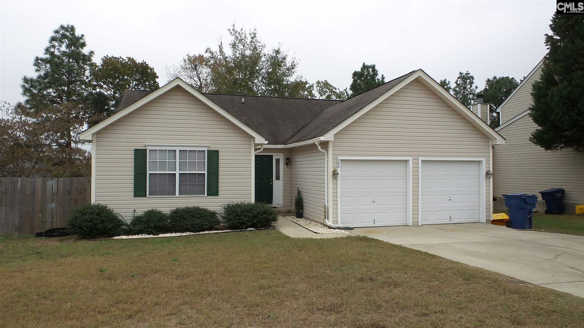243  Orchard Hill West Columbia, SC 29170