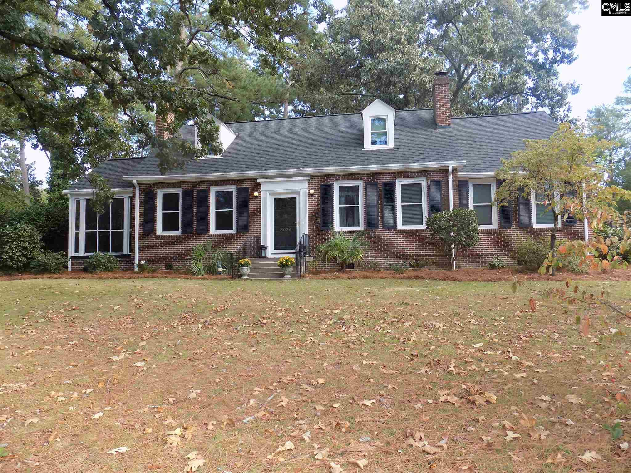 3036  Forest Columbia, SC 29204