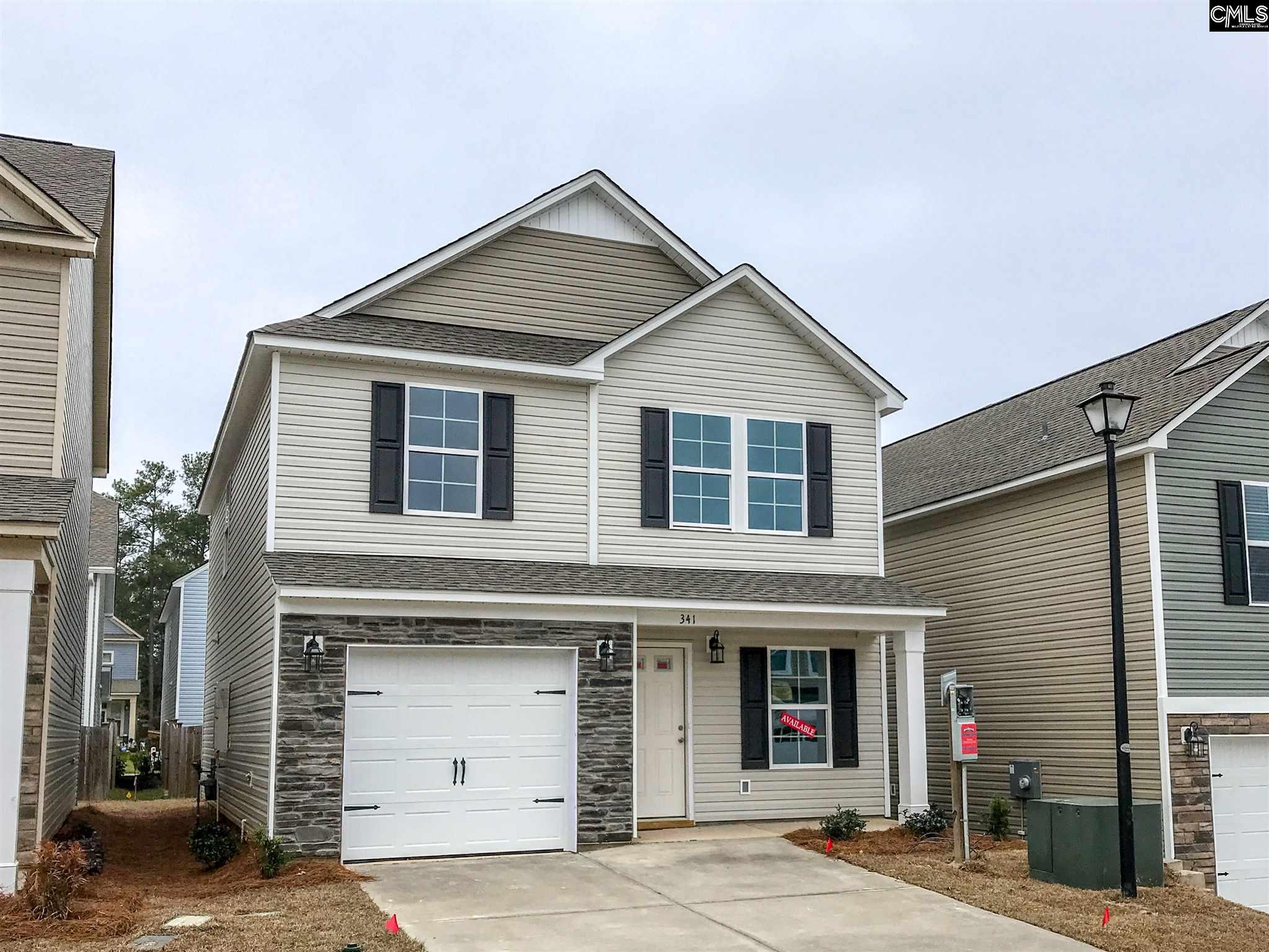 341  Dawsons Park Drive Lexington, SC 29072
