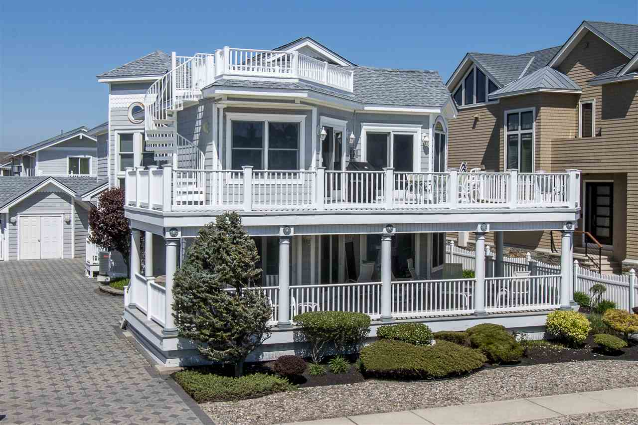 Residential for Sale at 106 120th Street 106 120th Street Stone Harbor, New Jersey 08247 United States