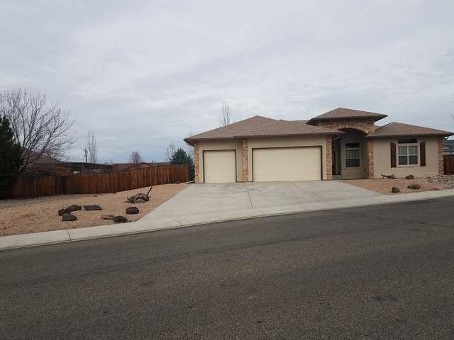 2666 Grand Vista Drive, Grand Junction, CO 81506