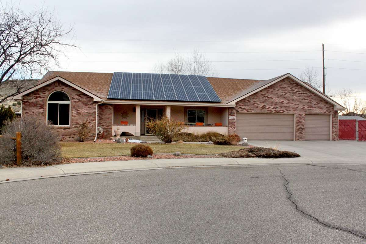2198 1/2 E Canyon Court, Grand Junction, CO 81507