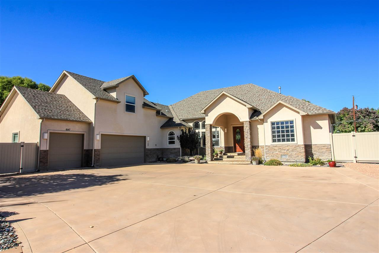 647 Pineneedle Court, Grand Junction, CO 81506