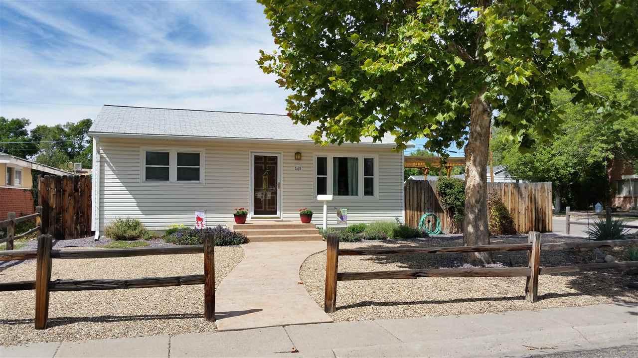 545 N 19th Street, Grand Junction, CO 81501