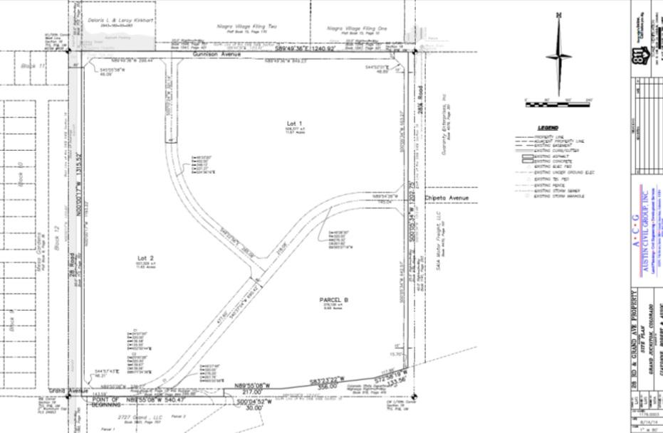 TBD Lot3 Grand Avenue, Grand Junction, CO 81501