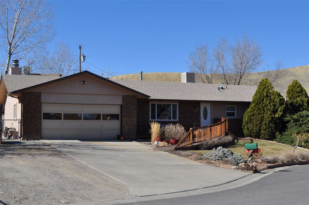 113 Steve Court, Grand Junction, CO 81503