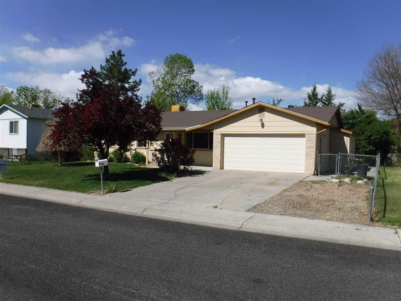 637 Karen Lee Drive, Grand Junction, CO 81504