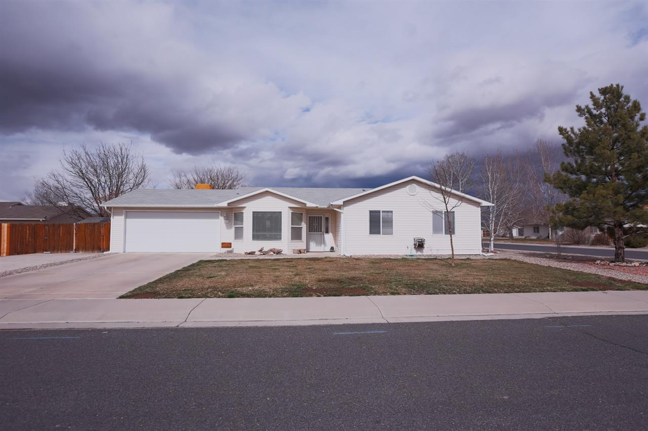 3132 Sharptail Street, Grand Junction, CO 81504