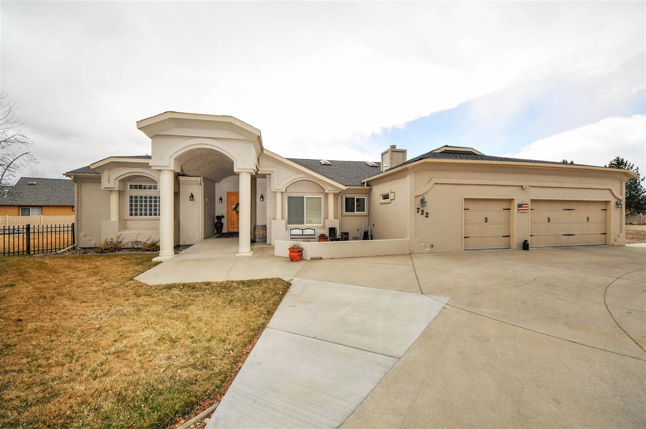 722 Pacific Drive, Grand Junction, CO 81506