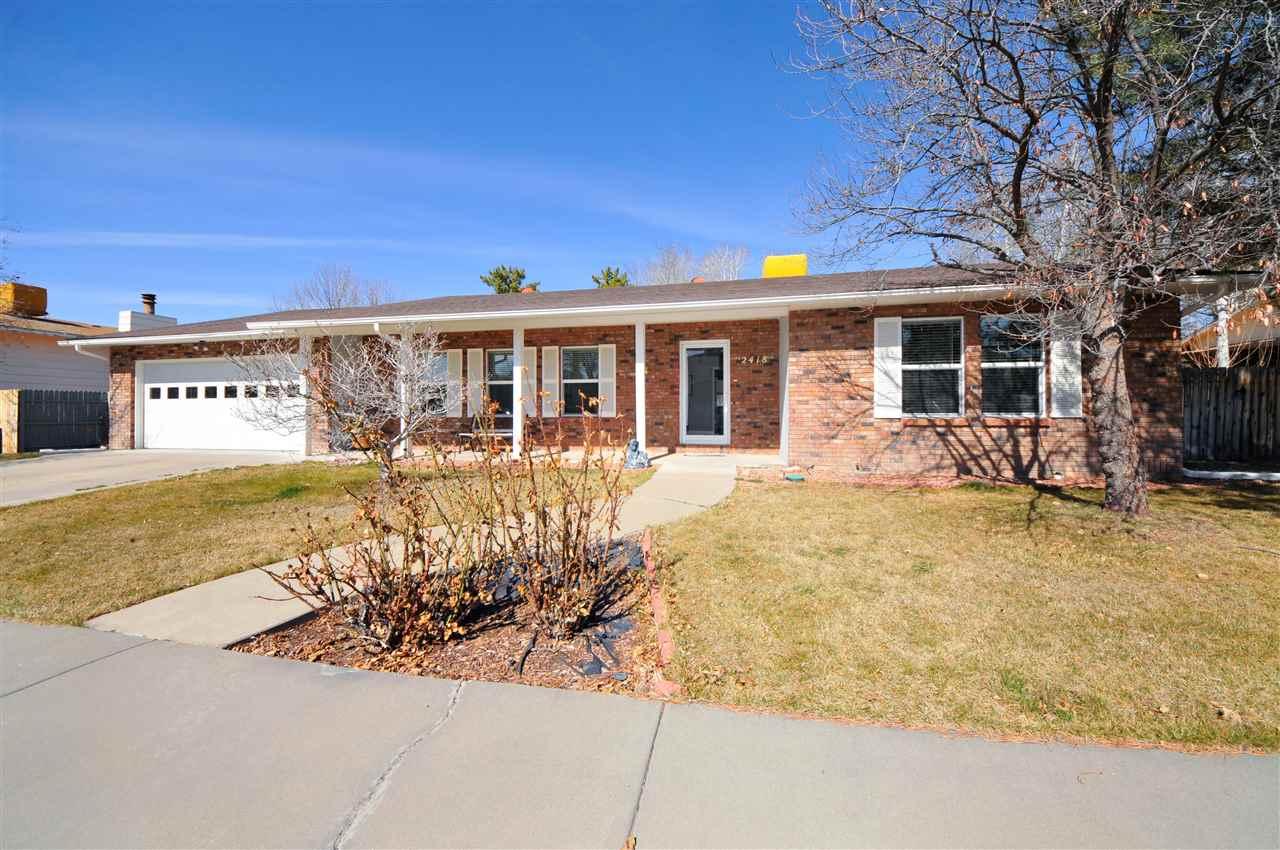 2418 Pheasant Run Circle, Grand Junction, CO 81506