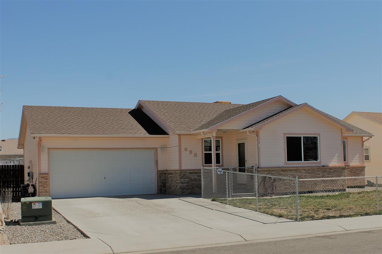 468 N Sun Court, Grand Junction, CO 81504