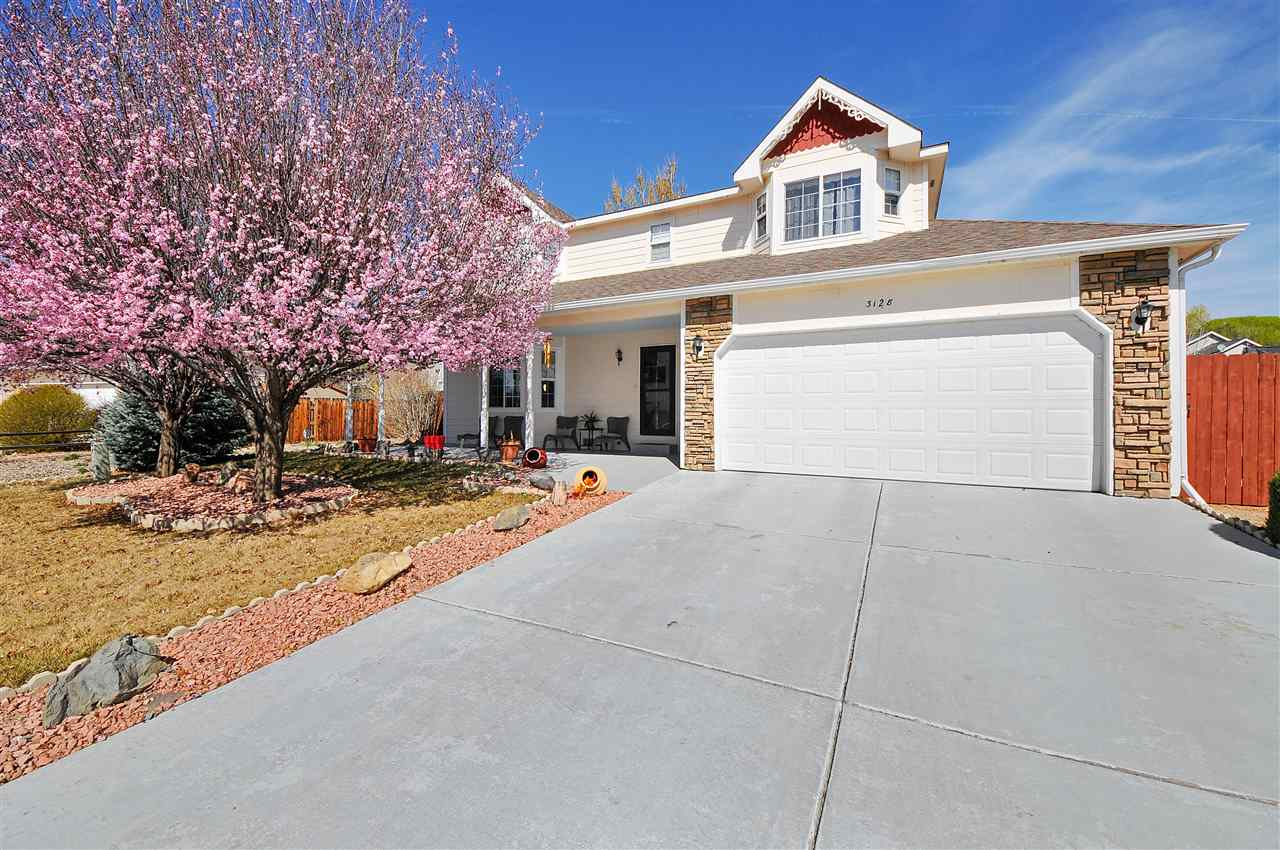 3128 Shamrock Drive, Grand Junction, CO 81504