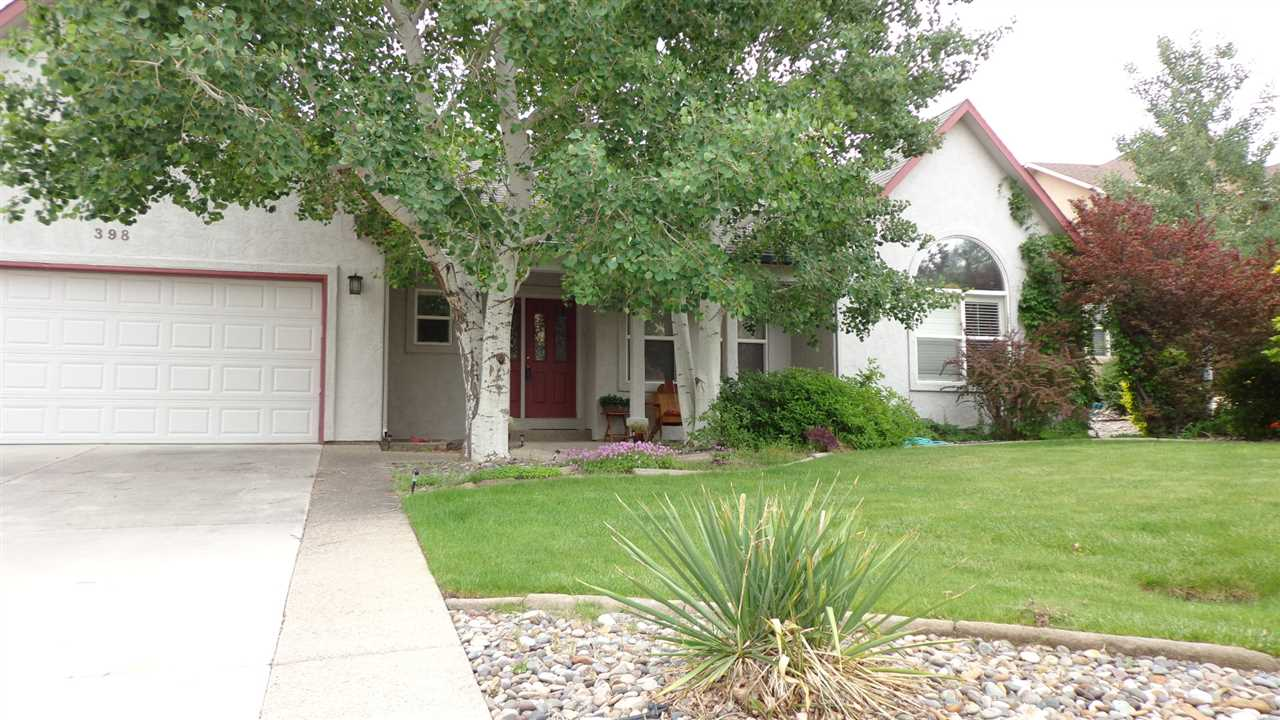 398 Butte Court, Grand Junction, CO 81507