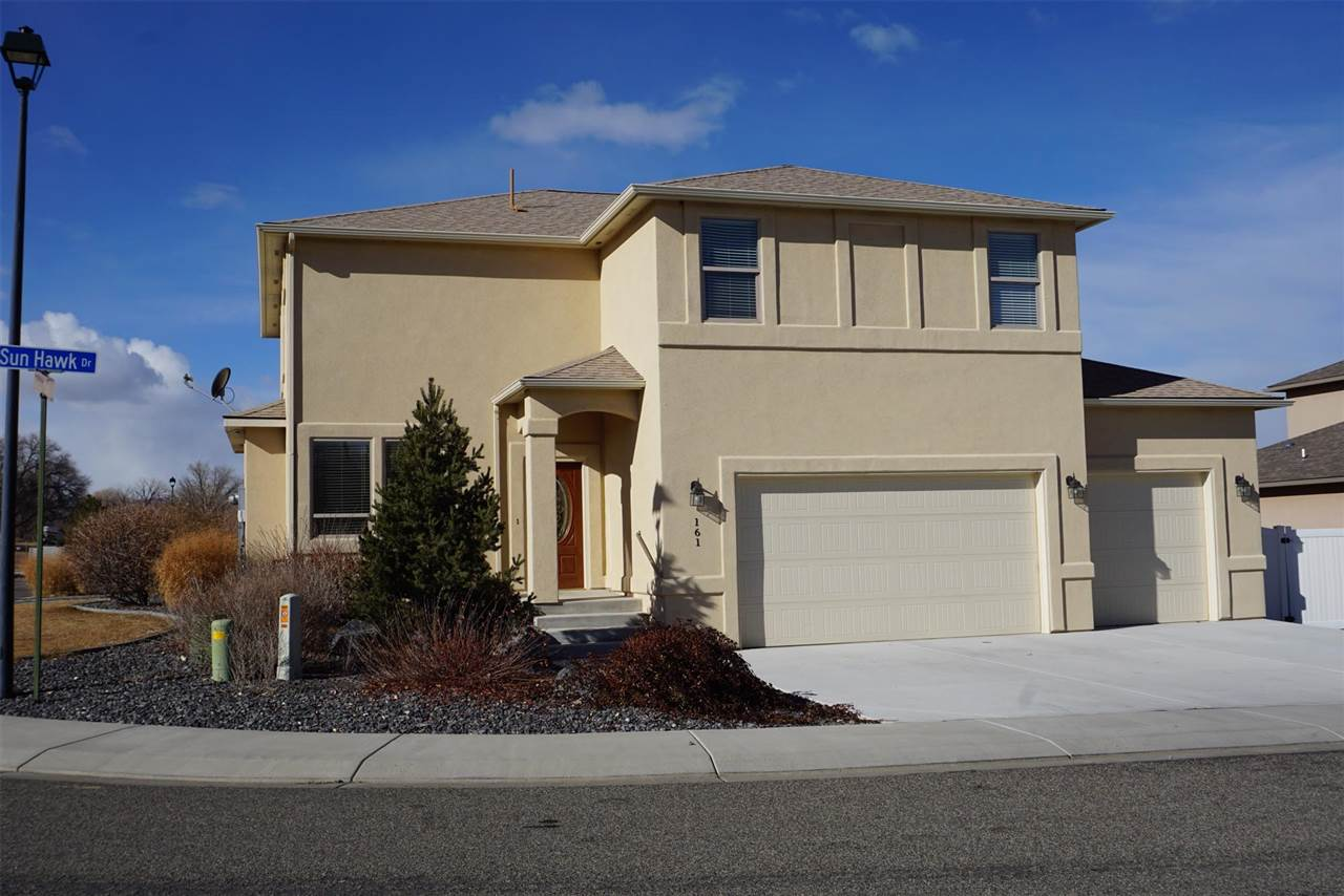 161 Sun Hawk Drive, Grand Junction, CO 81503