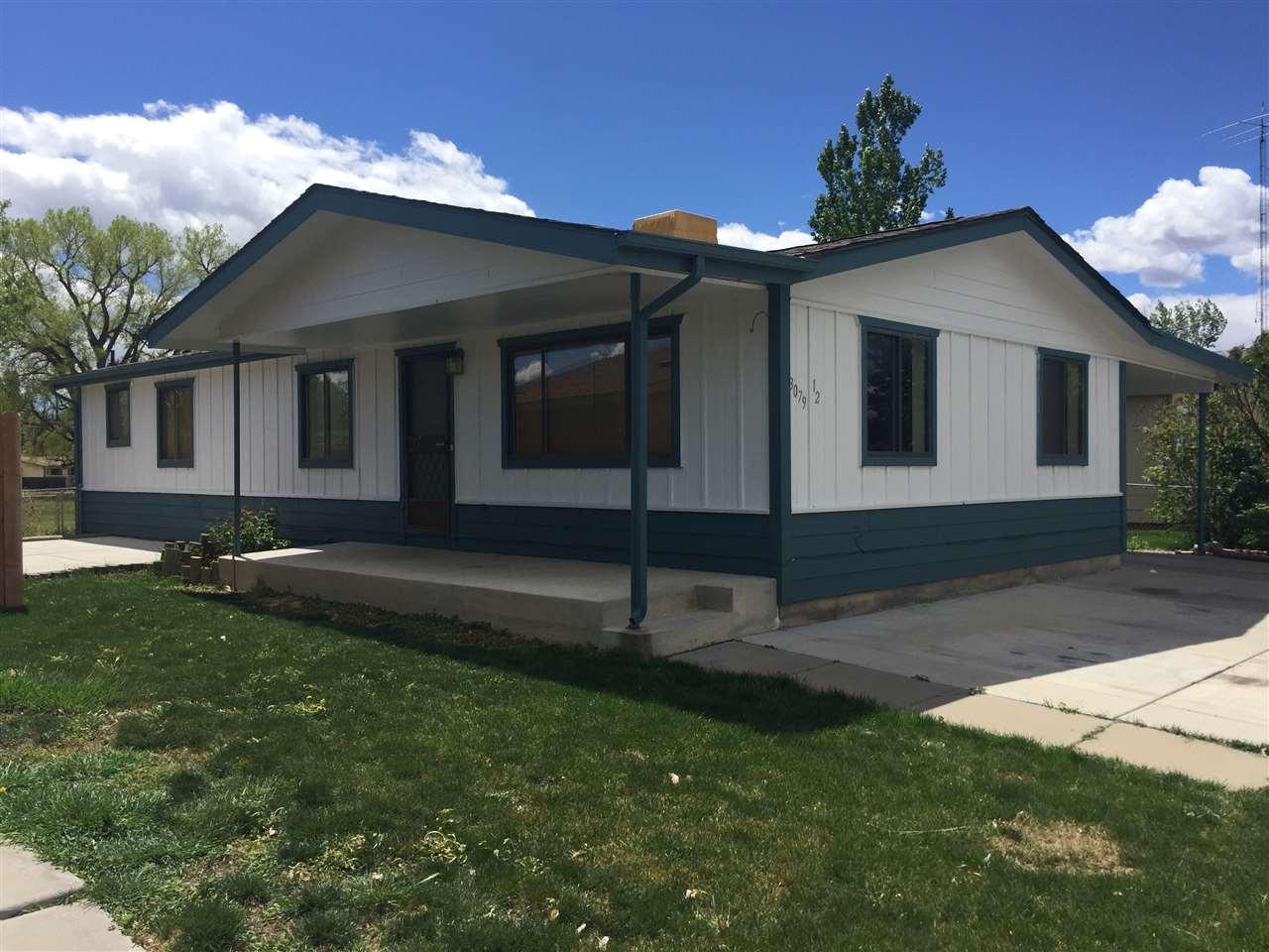 3079 1/2 Sandpiper Avenue, Grand Junction, CO 81504