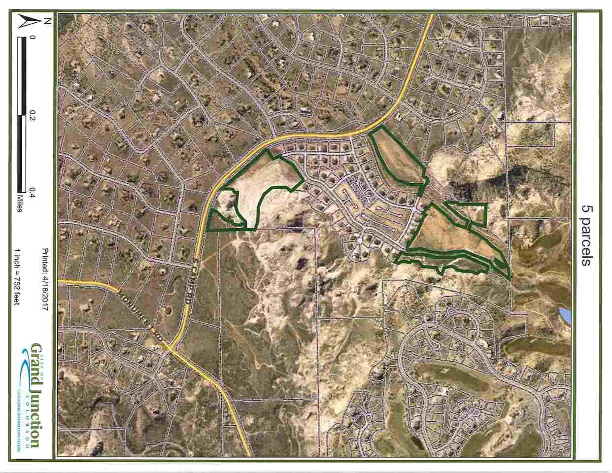 TBD Red Rocks Street, Grand Junction, CO 81507