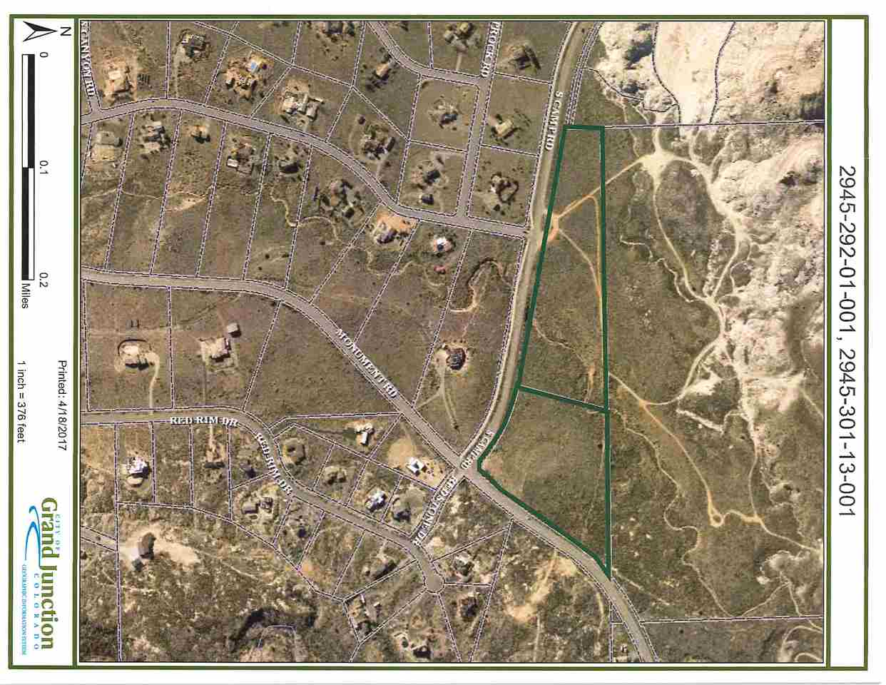 TBD South Camp Road, Grand Junction, CO 81507