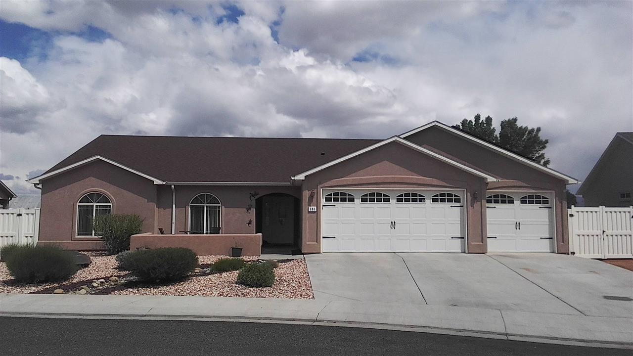 280 Snyder Creek Drive, Grand Junction, CO 81503