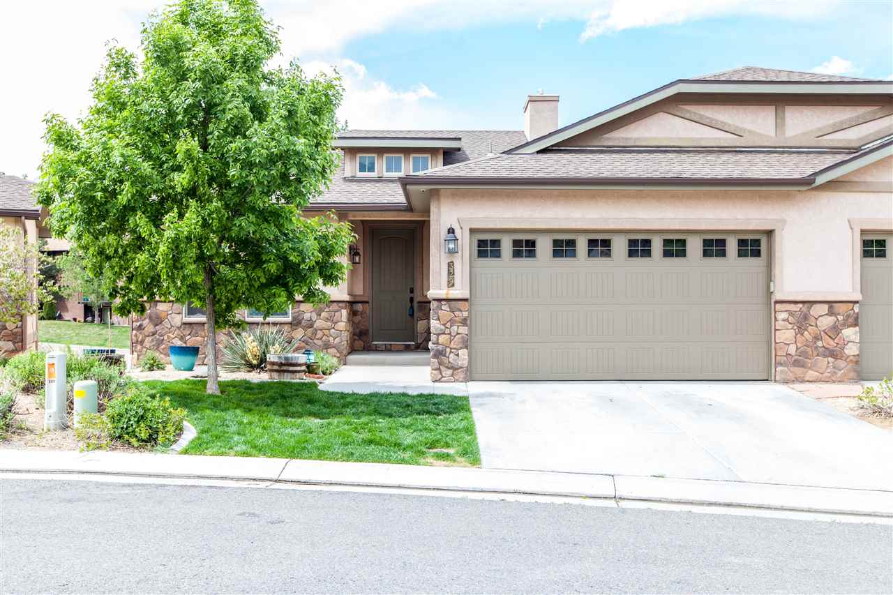 329 Cliff View Drive, Grand Junction, CO 81507