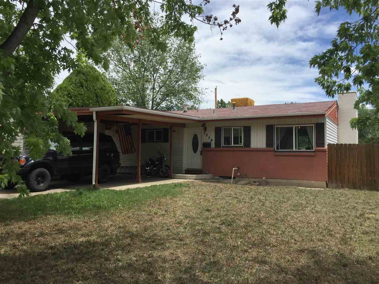 1712 N 20th Street, Grand Junction, CO 81501
