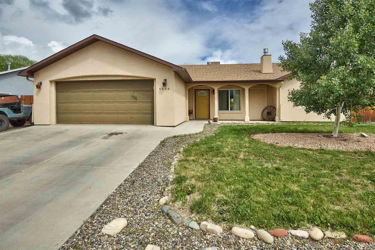 3026 Mohawk Avenue, Grand Junction, CO 81504