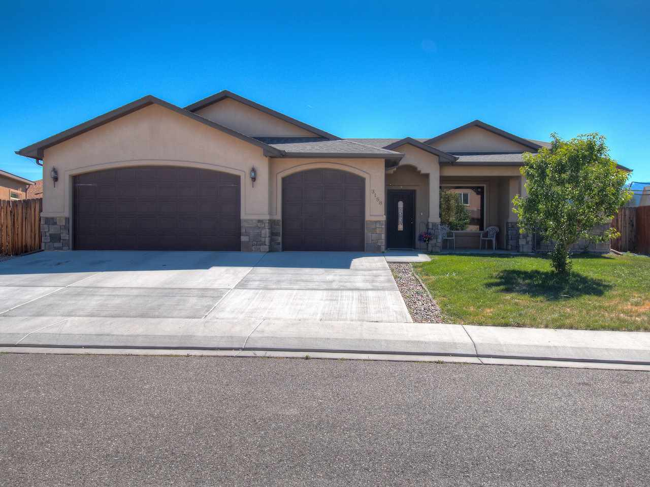 3158 Cross Canyon Lane, Grand Junction, CO 81504